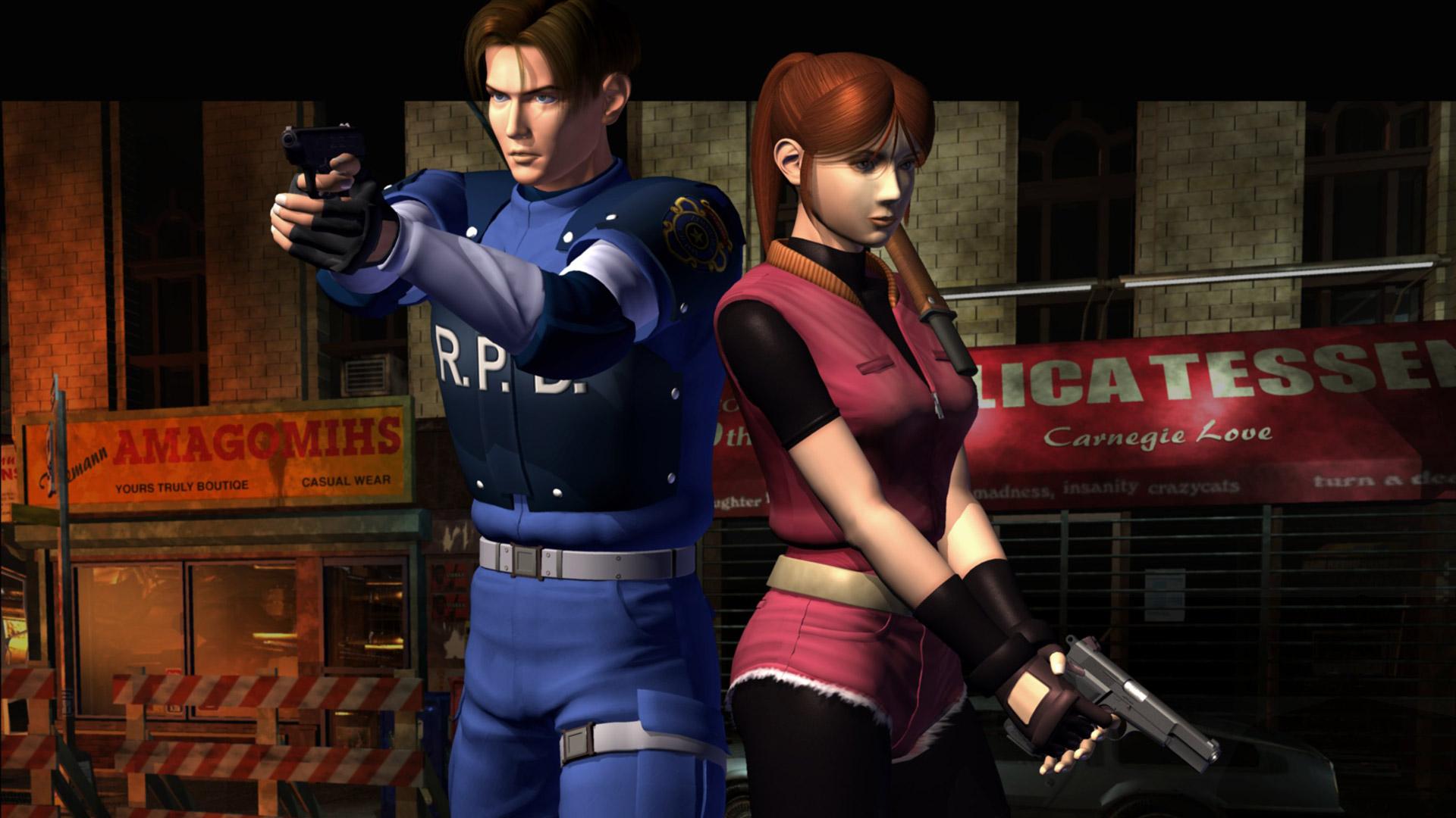 Resident Evil 2 8Bit/Digi