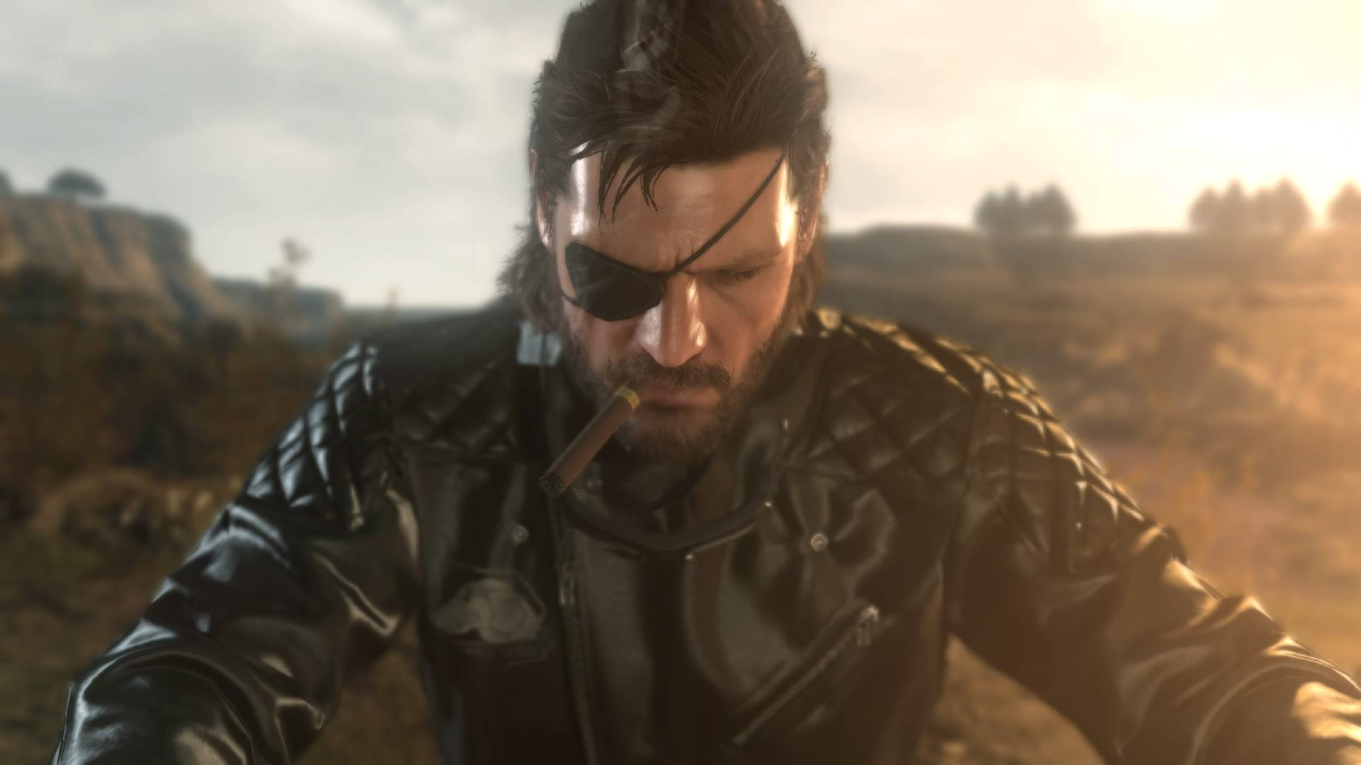 MGSV Phantom Pain
