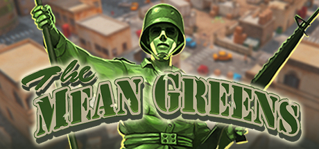 The Mean Greens 8Bit/Digi