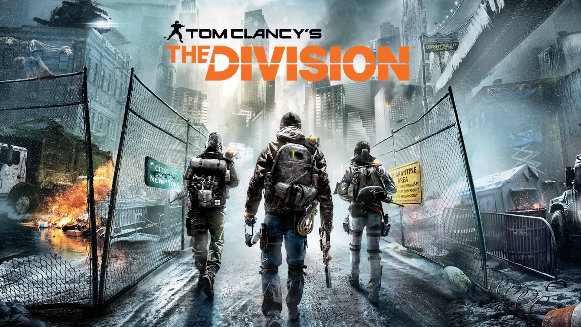 Review   Tom Clancy's The Division (PS4)