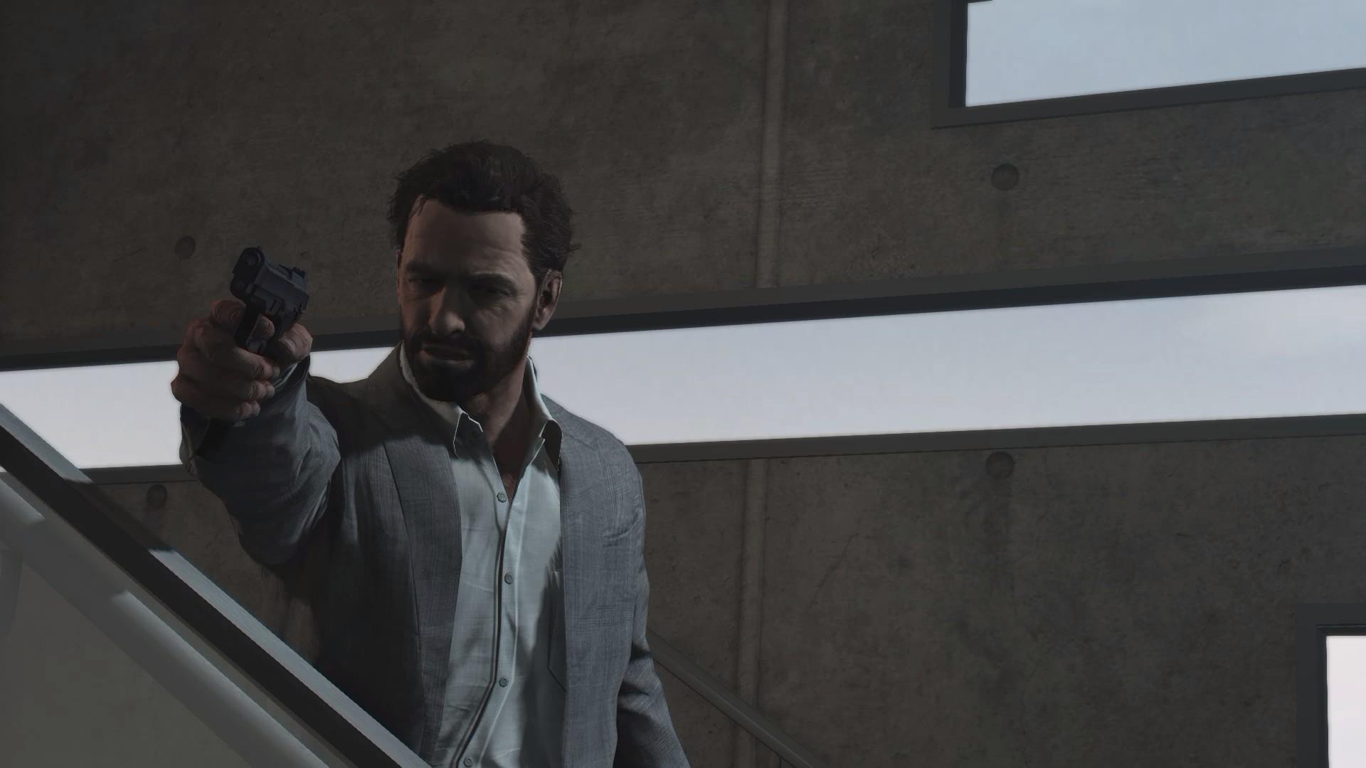 Max Payne Horror Moments in Non-Horror Games 8Bit/Digi