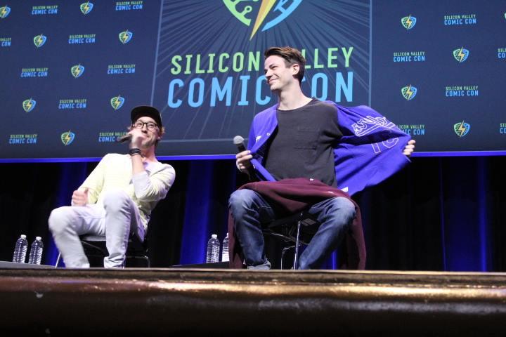 Silicon Valley Comic Con 2017 The Flash