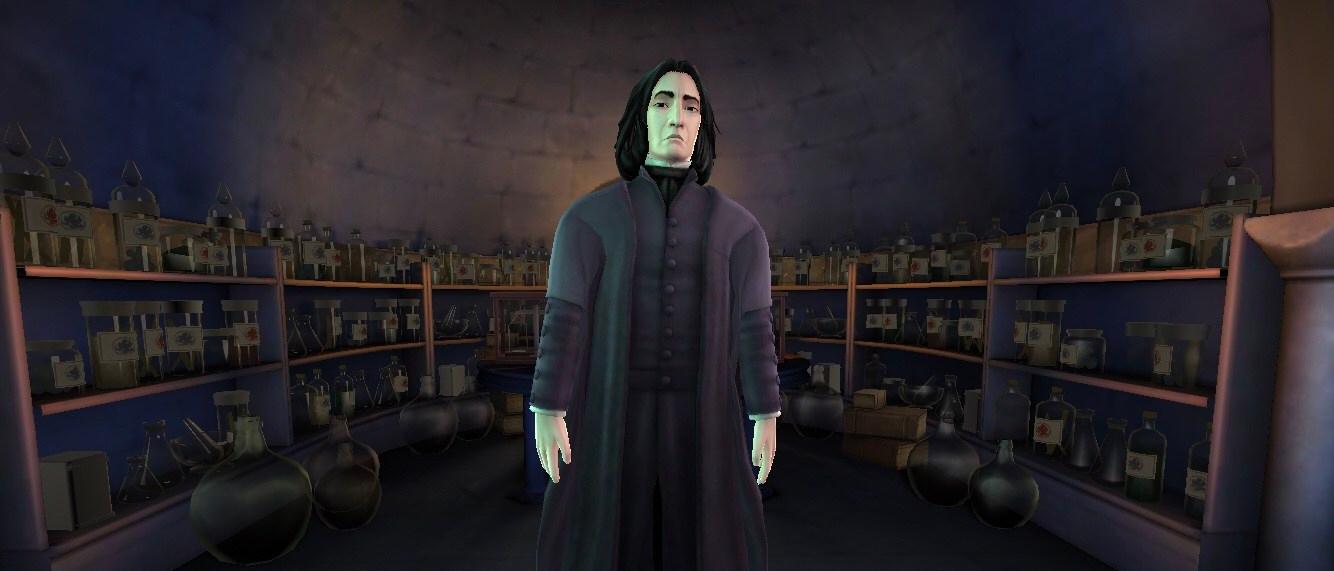 Harry Potter: Hogwarts Mystery (iOs)