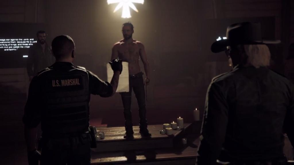 Far Cry 5 Horror Moments in Non-Horror Games 8Bit/Digi