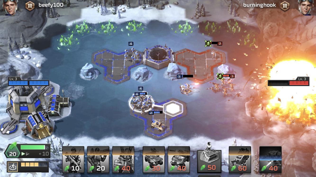 Command & Conquer: Rivals (iOS)