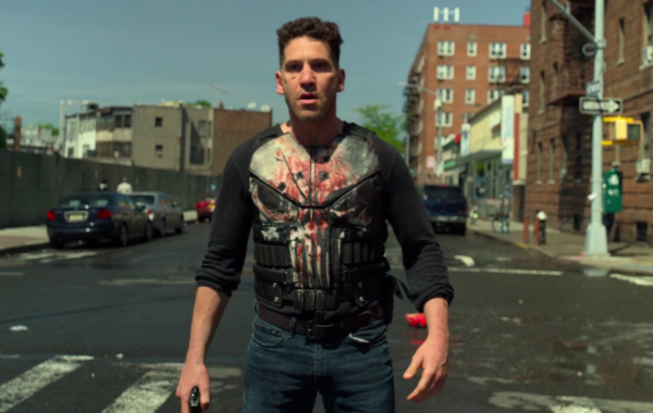 The Punisher Season 2 8Bit/Digi