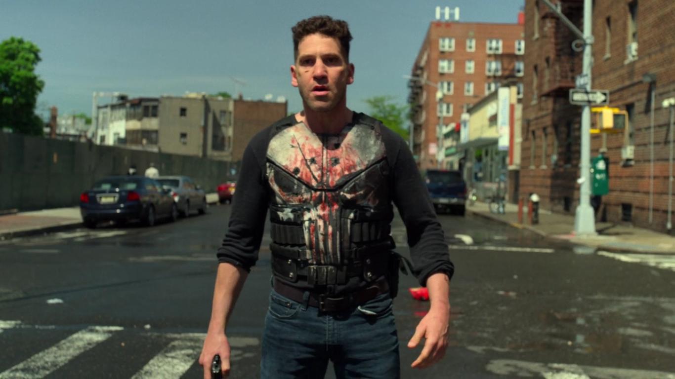 The Punisher Season 2 8Bit/Digi