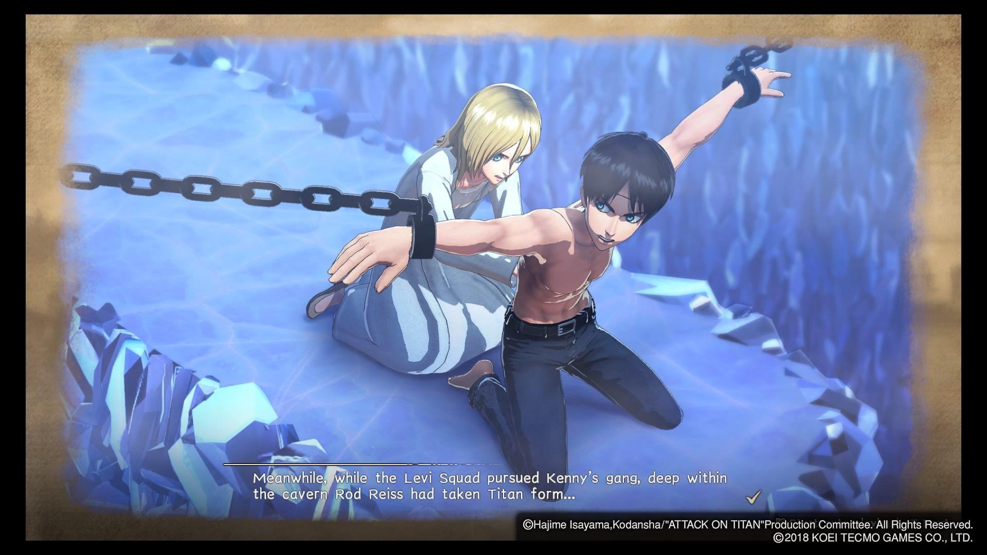 Attack of Titan 2 Final Battle 8Bit/Digi