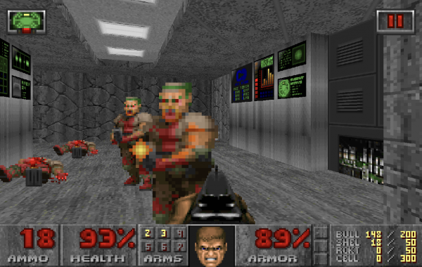 Doom II iOs 8Bit/Digi