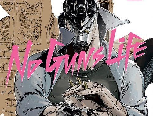 No Guns Life cover