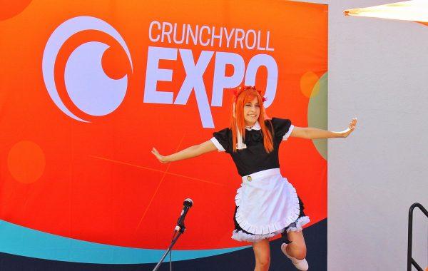 Crunchyroll Expo 2019 Hime Cafe
