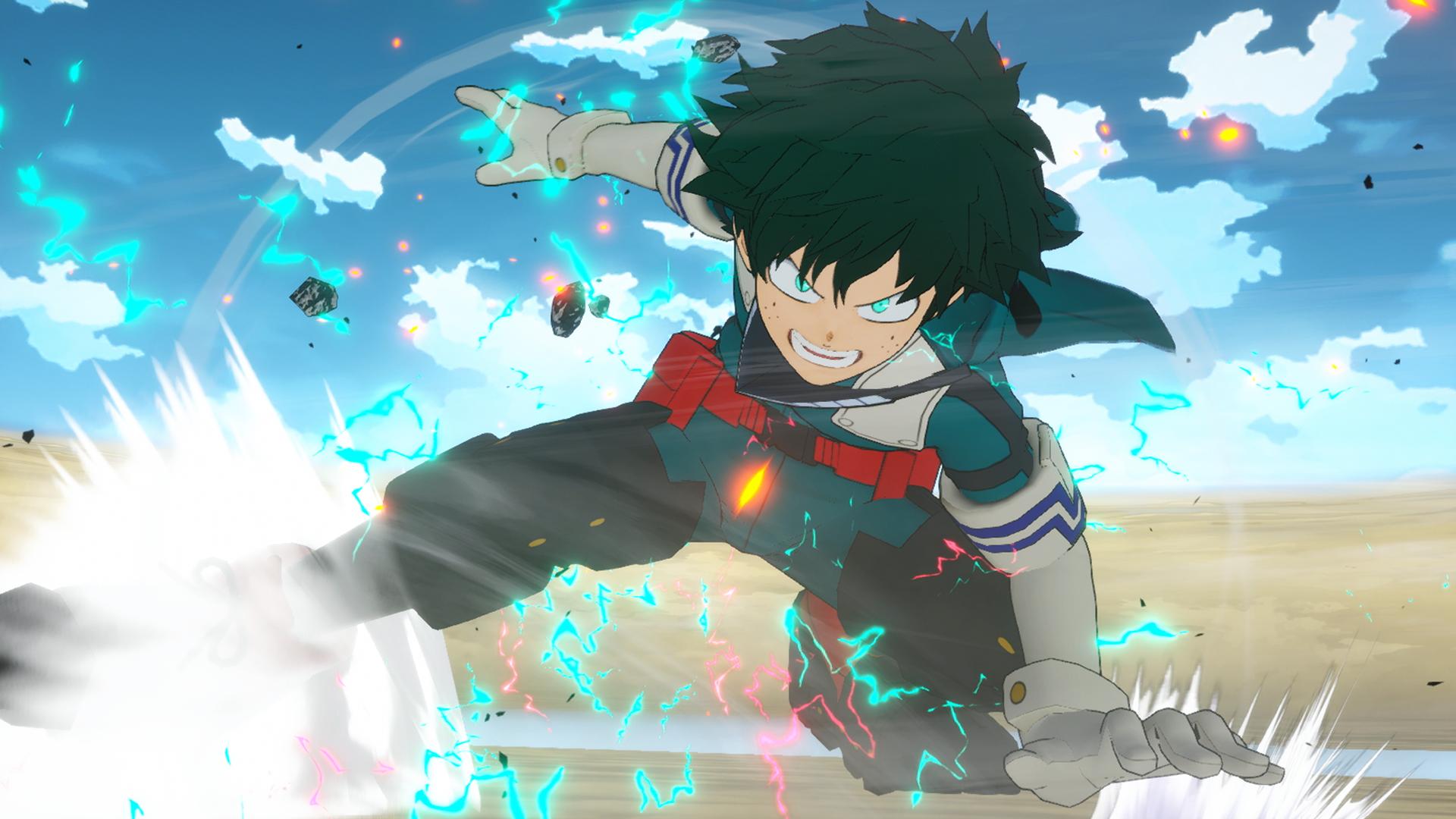 My Hero One's Justice 2 8Bit/Digi
