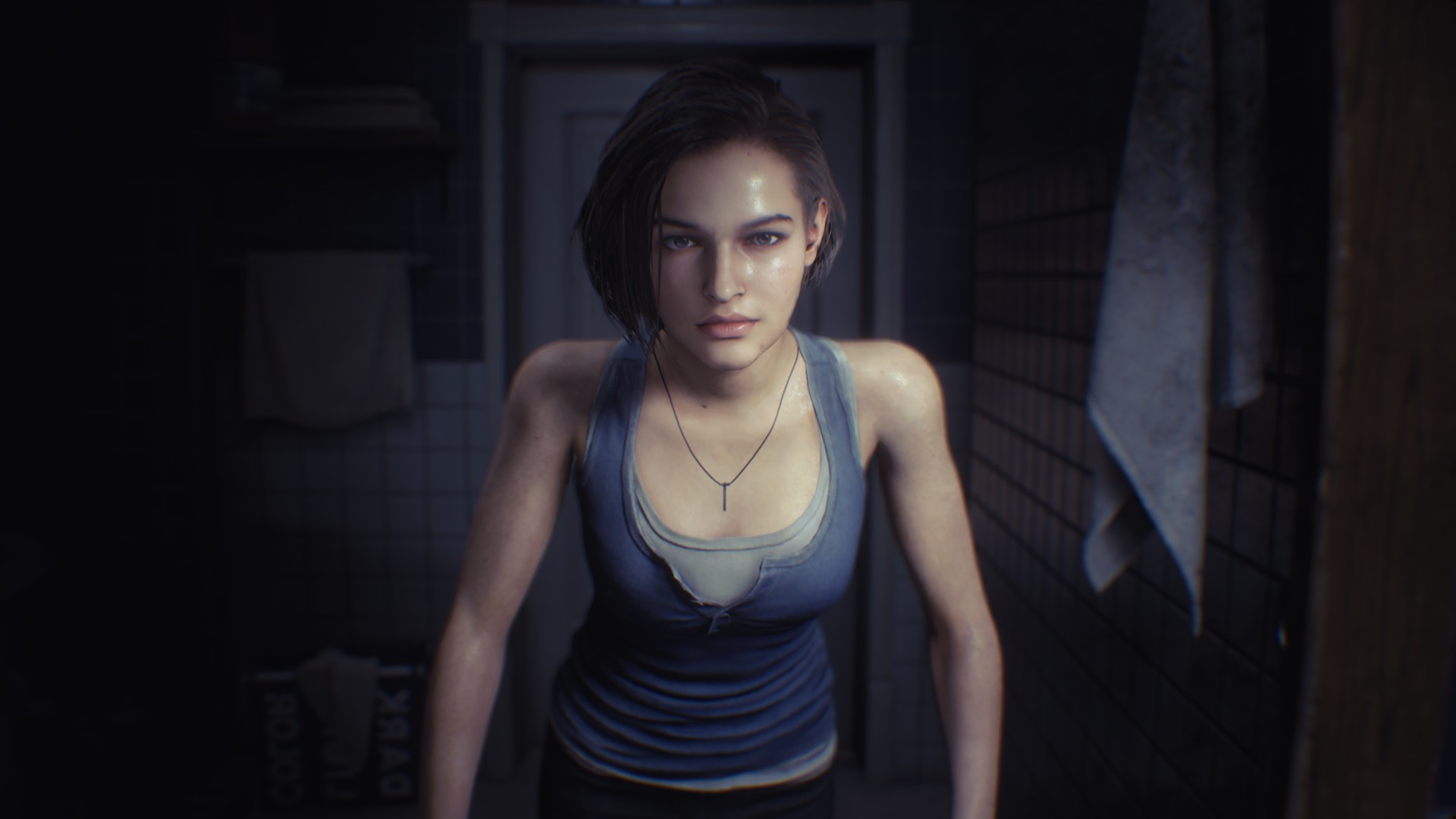 Resident Evil 3 Jill 8Bit/Digi