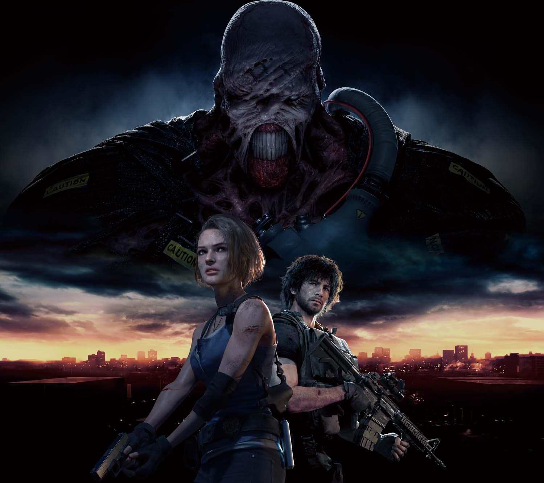 Resident Evil 3 8Bit/Digi