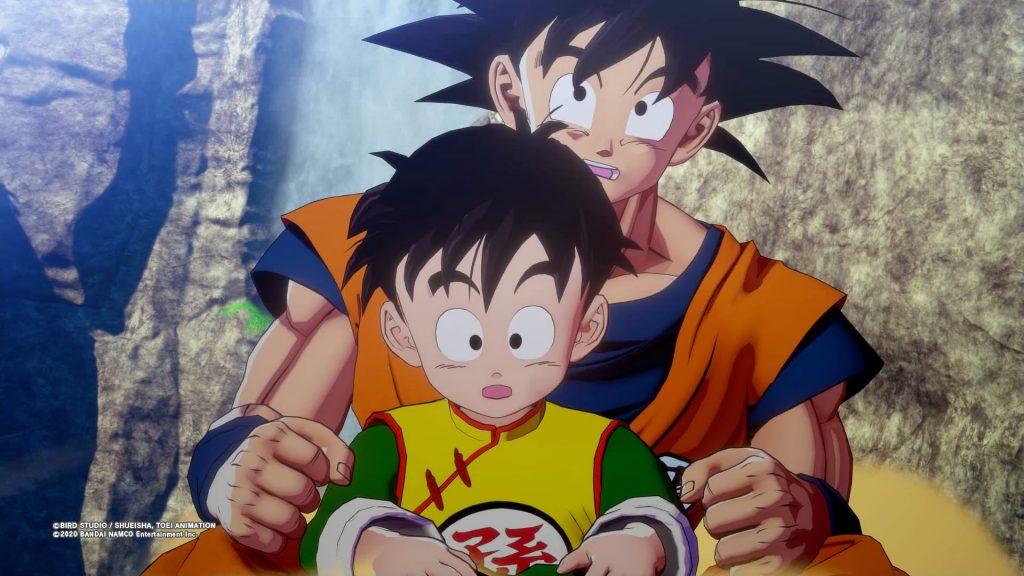 Dragon Ball Z Kakarot 8Bit/Digi
