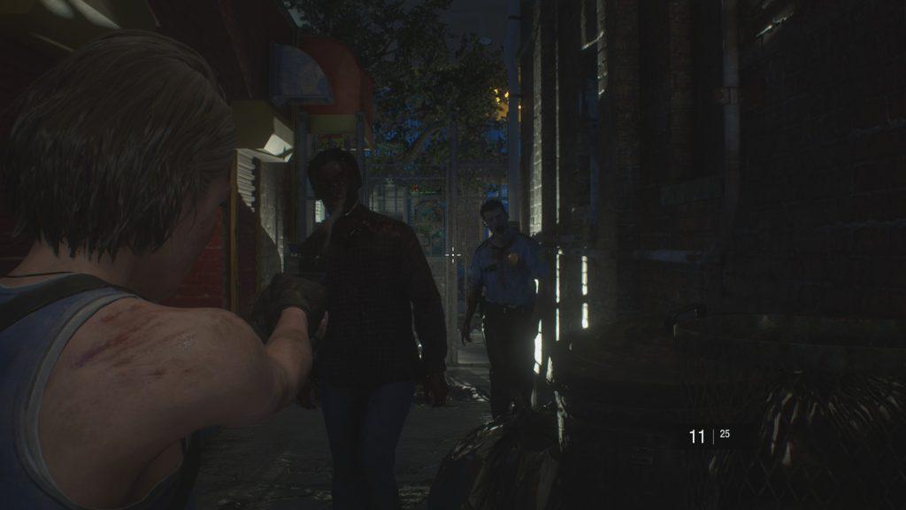 Resident Evil 3 Demo Jill Valentine 8Bit/Digi