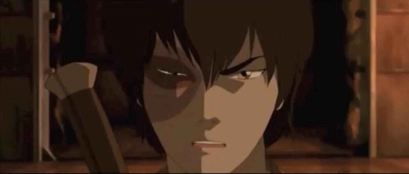Prince Zuko Avatar: The Last Airbender 8Bit/Digi