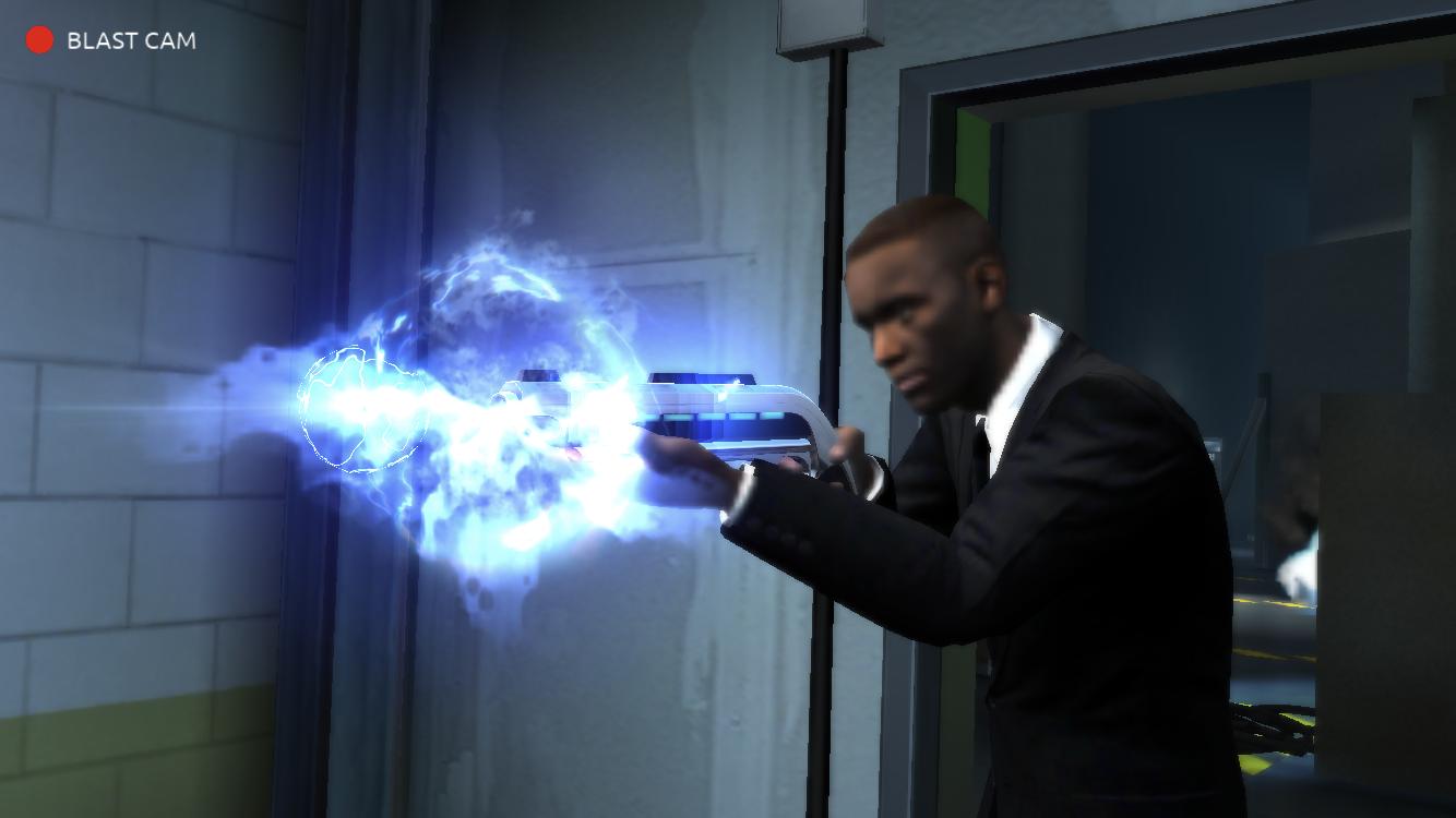 Men in Black: Galaxy Defenders (iOs)