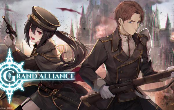 Grand Alliance promo 8Bit/Digi