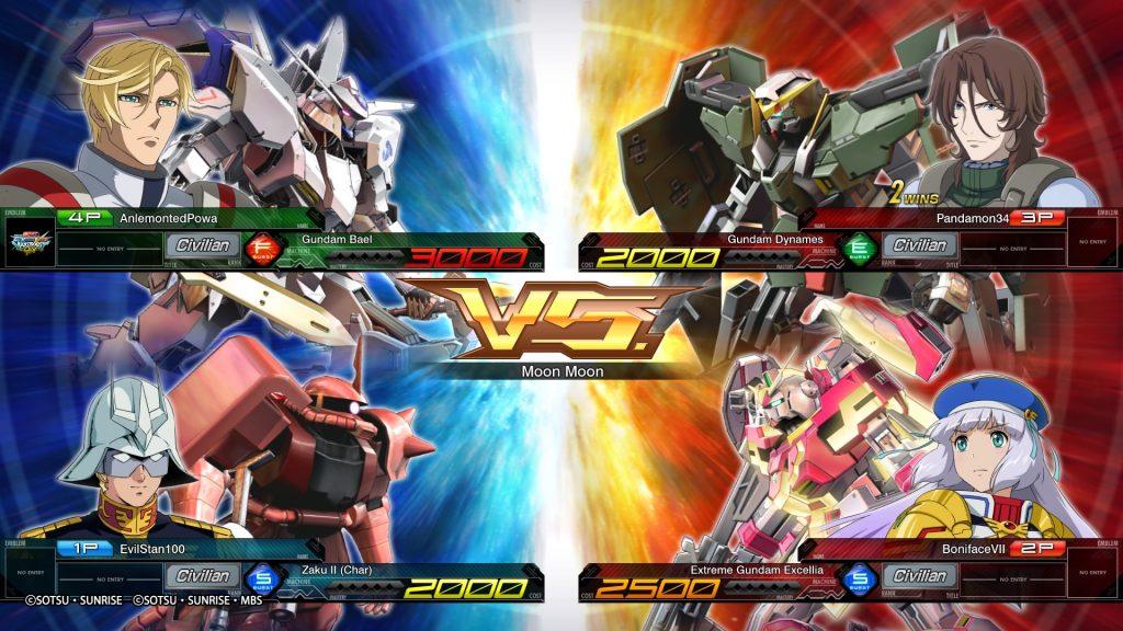 Mobile Suit Gundam: Extreme 8Bit/Digi