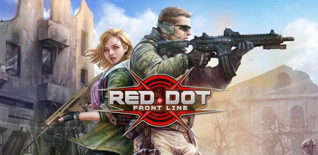 RED*DOT: Frontline 8Bit/Digi