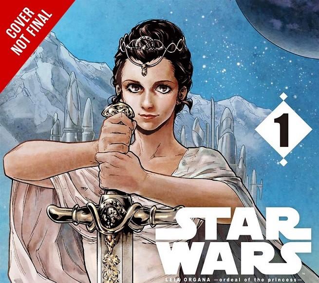 Star Wars Manga 8Bit/Digi