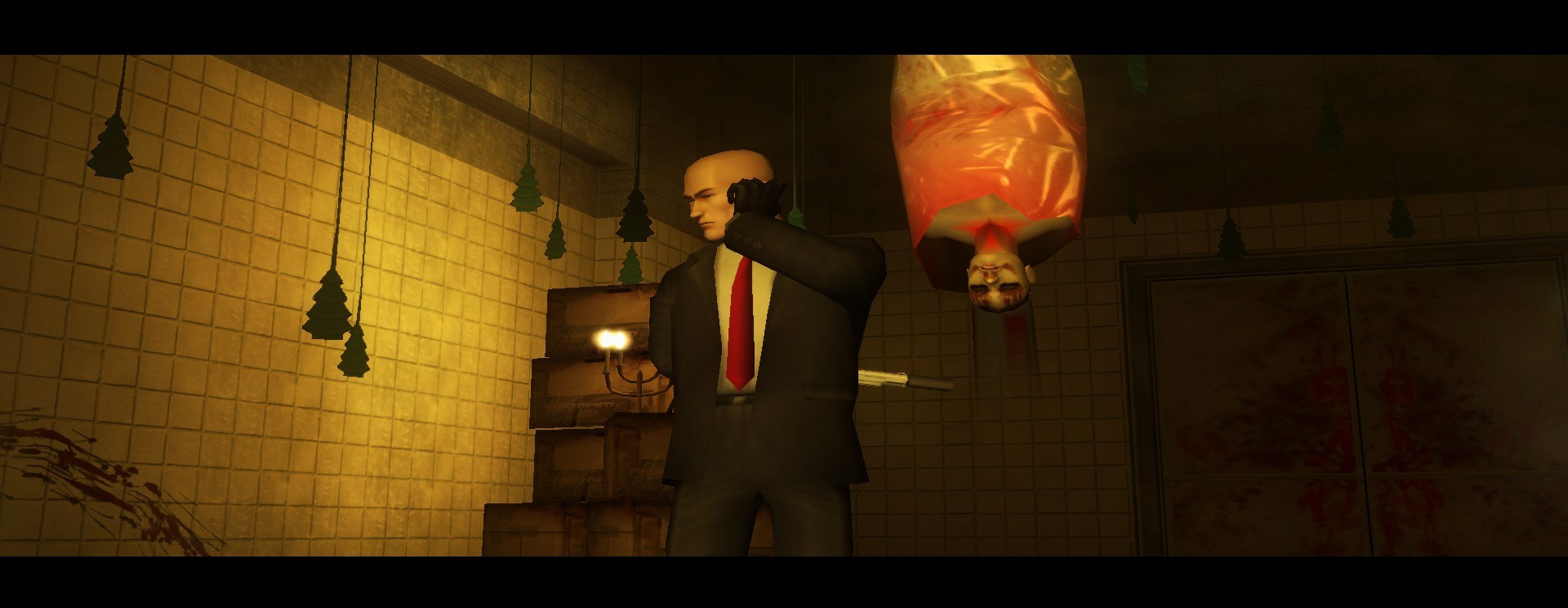 Hitman Contracts Horror Moments in Non-Horror Games 8Bit/Digi