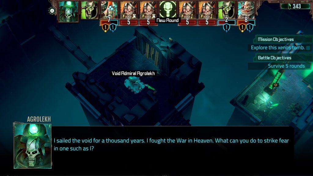 Warhammer 40,000 Mechanicus 8Bit/Digi