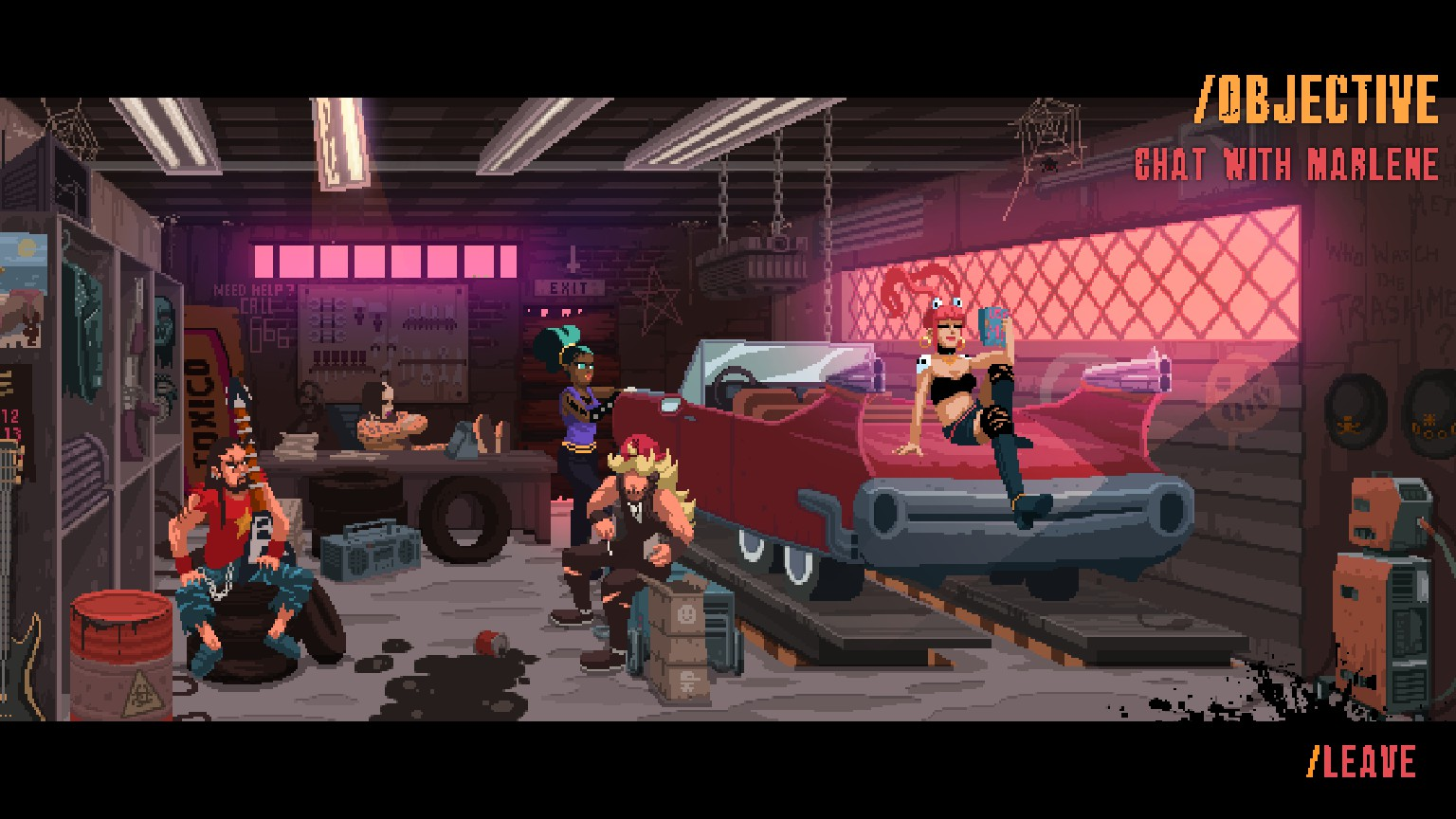 Double Kick Heroes (PC)