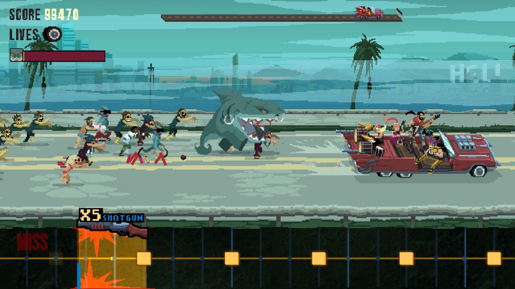 Double Kick Heroes review 8Bit/Digi