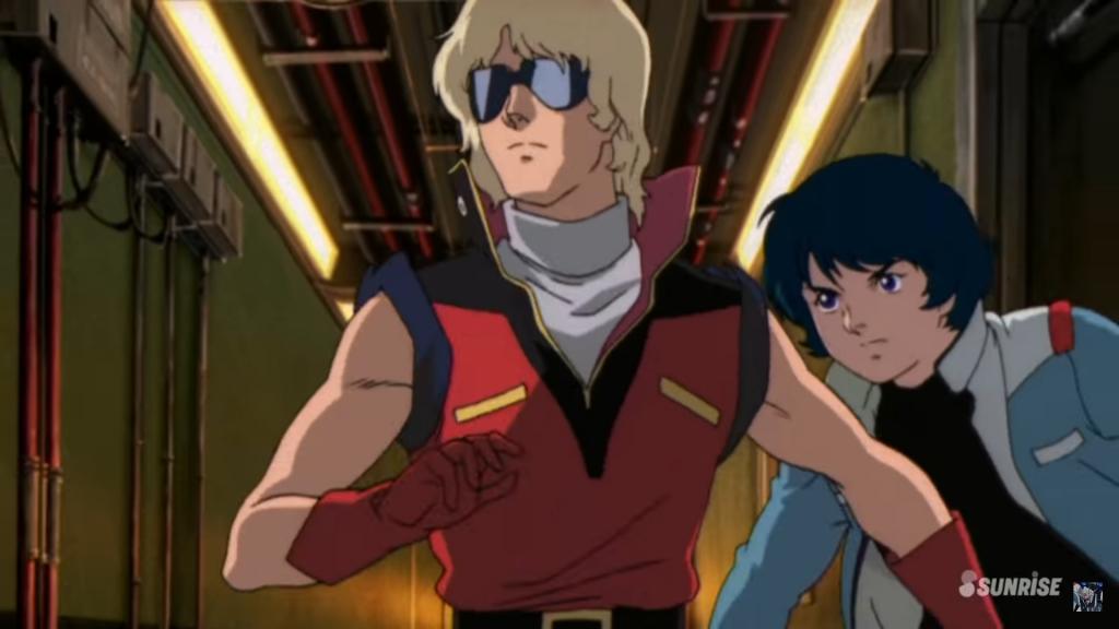 Mobile Suit Zeta Gundam Trilogy Now on GundamInfo for free. 8Bit/Digi