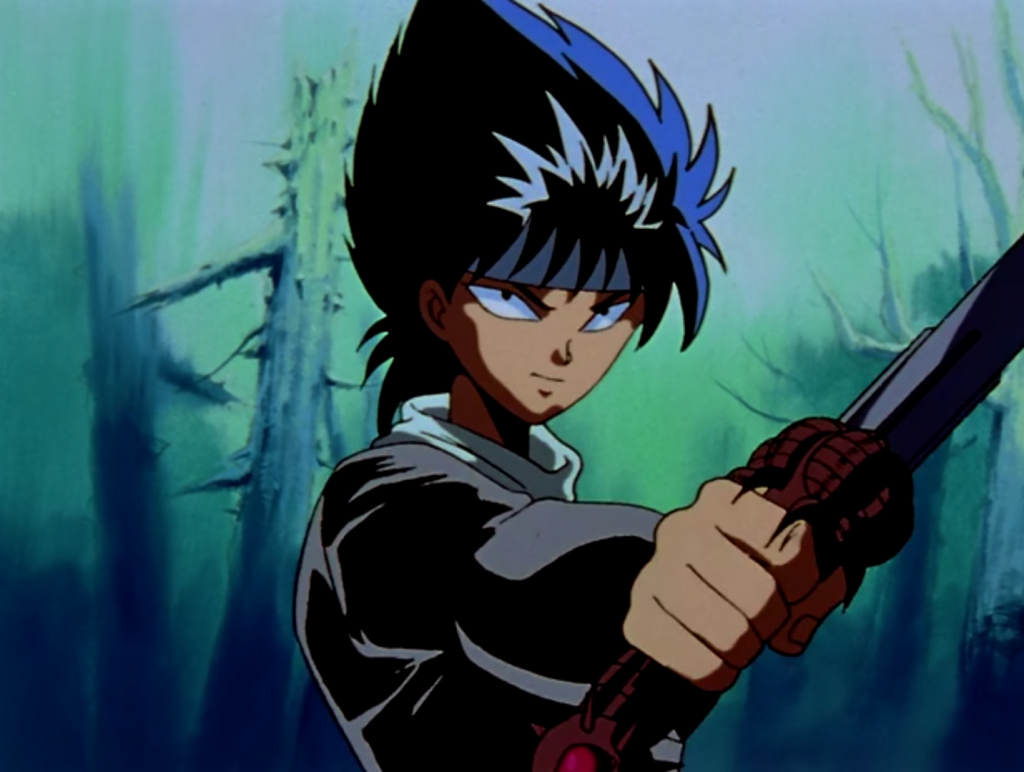 Bandai Namco has announce that Hiei from Yu Yu Hakusho will be added to the Jump Force roster. 8Bit/Digi