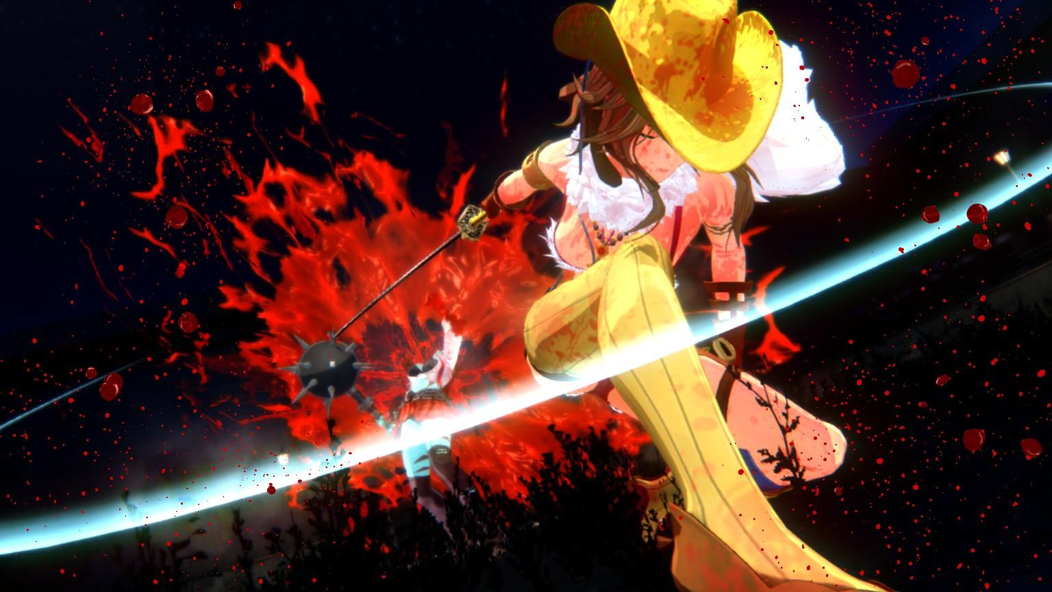 Onee Chanbara Origin (PC)