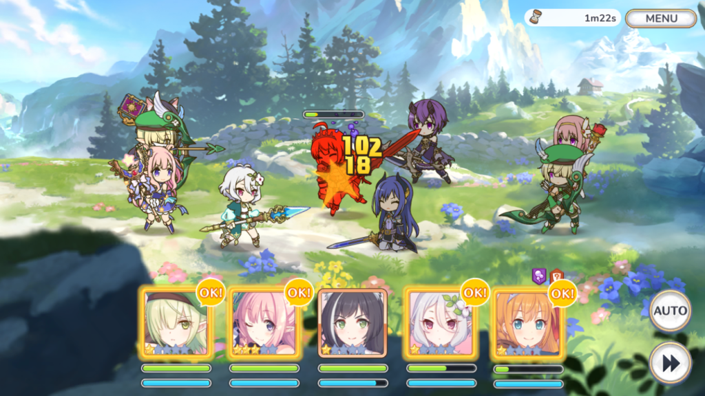With a lore rich world and easy to learn gameplay, Princess Connect! Re: Dive is everything one would want from a mobile JRPG. 8Bit/Digi