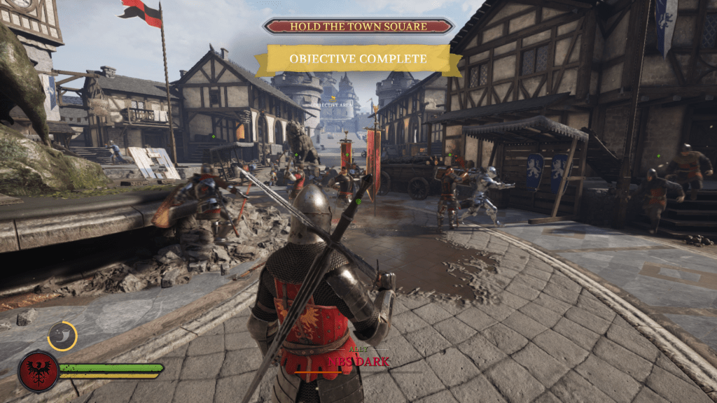 Chivalry II is a multiplayer experience that welcomes everyone to enjoy the medieval carnage. 8Bit/Digi